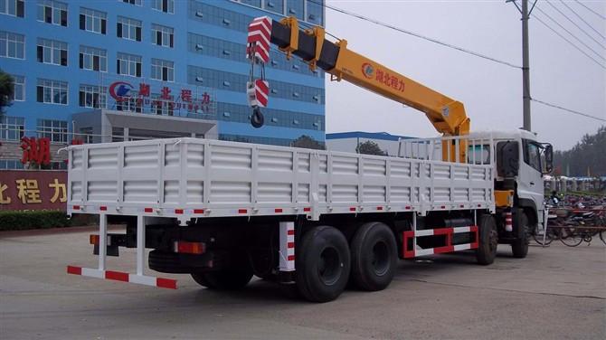 东风随车吊|12吨随车吊|图片